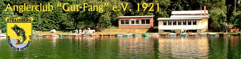 """Anglerclub """"Gut-Fang"""" e. V. 1921"""